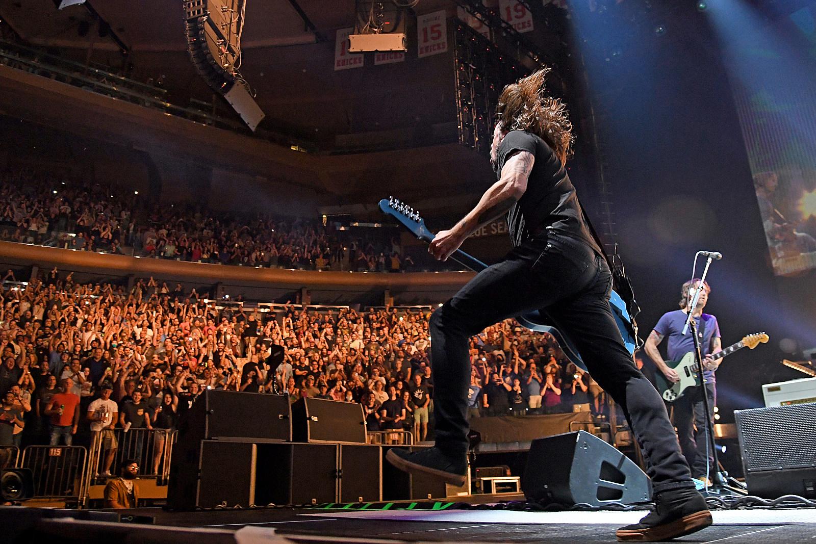 Foo Fighters Rock Madison Square Garden: Set List, Photos, Videos
