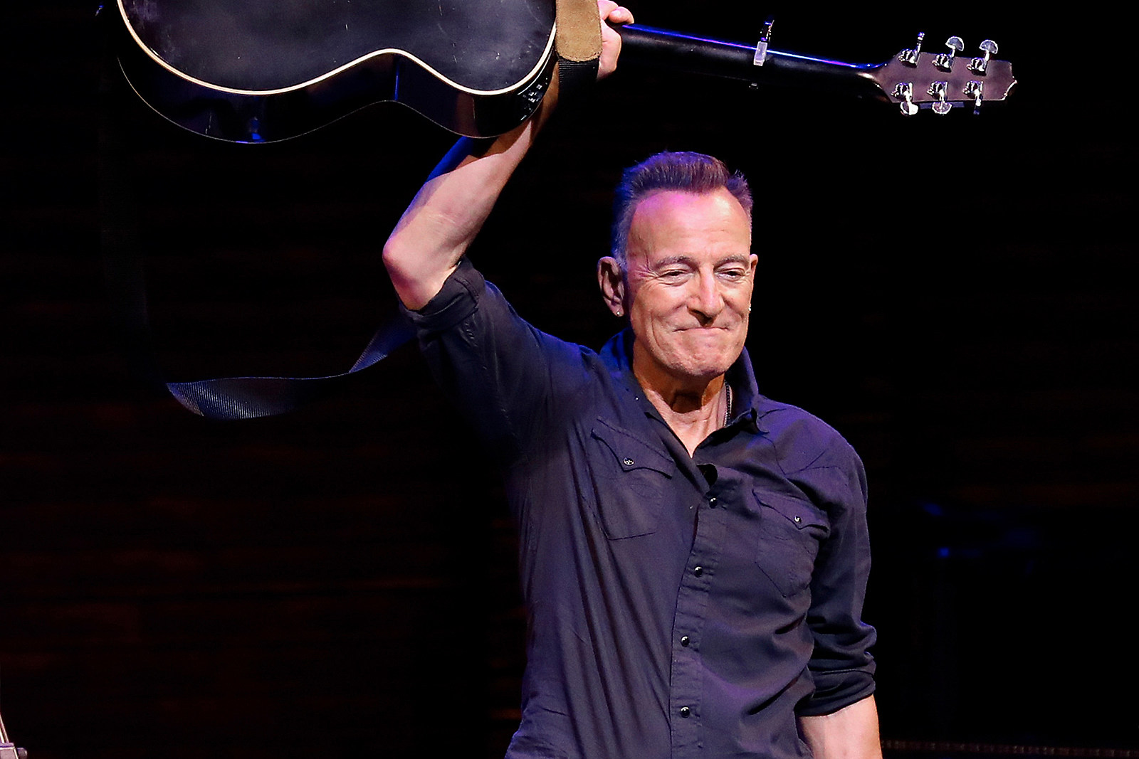Bruce Springsteen Changes Up Set List at Broadway Re-Opening Show
