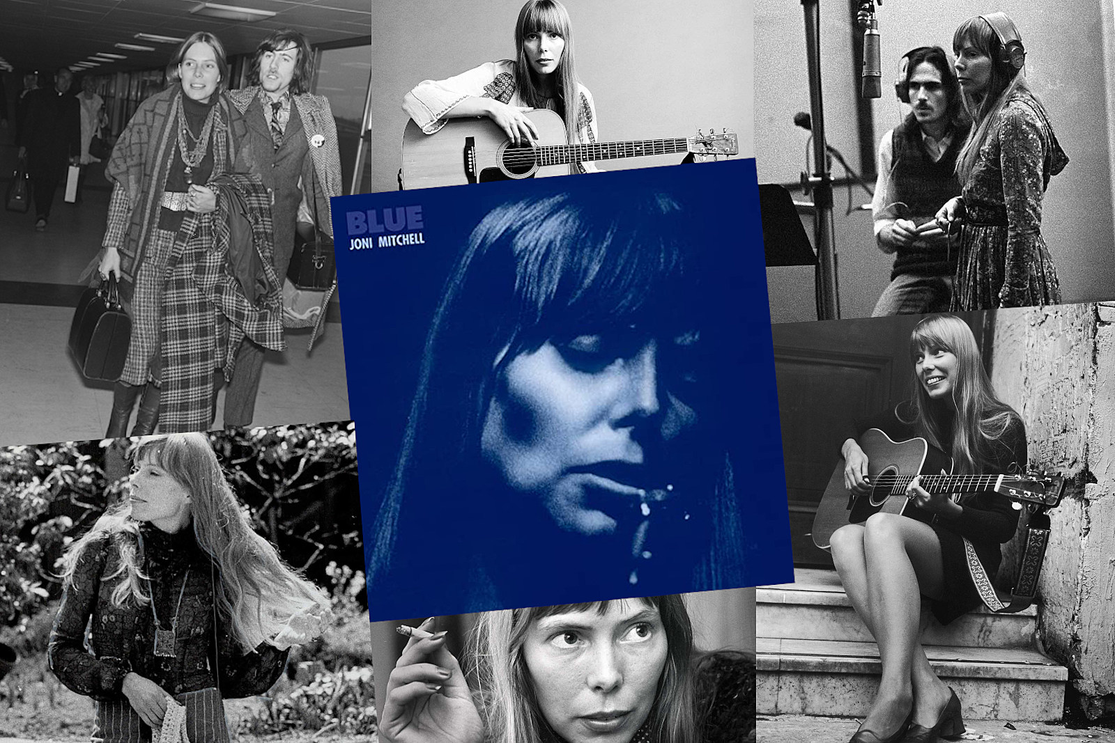 Joni Mitchell's Landscape-Shifting 'Blue' at 50: Roundtable