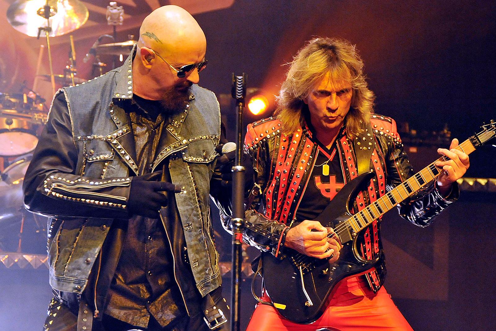 Glenn Tipton Is 'Still Actively Involved With Judas Priest'