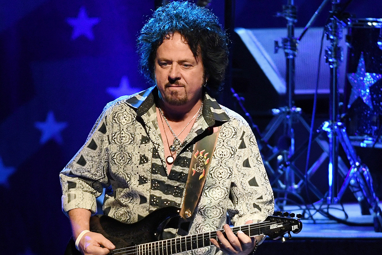 Steve Lukather Says 'There's Not Gonna Be Another Toto Record'