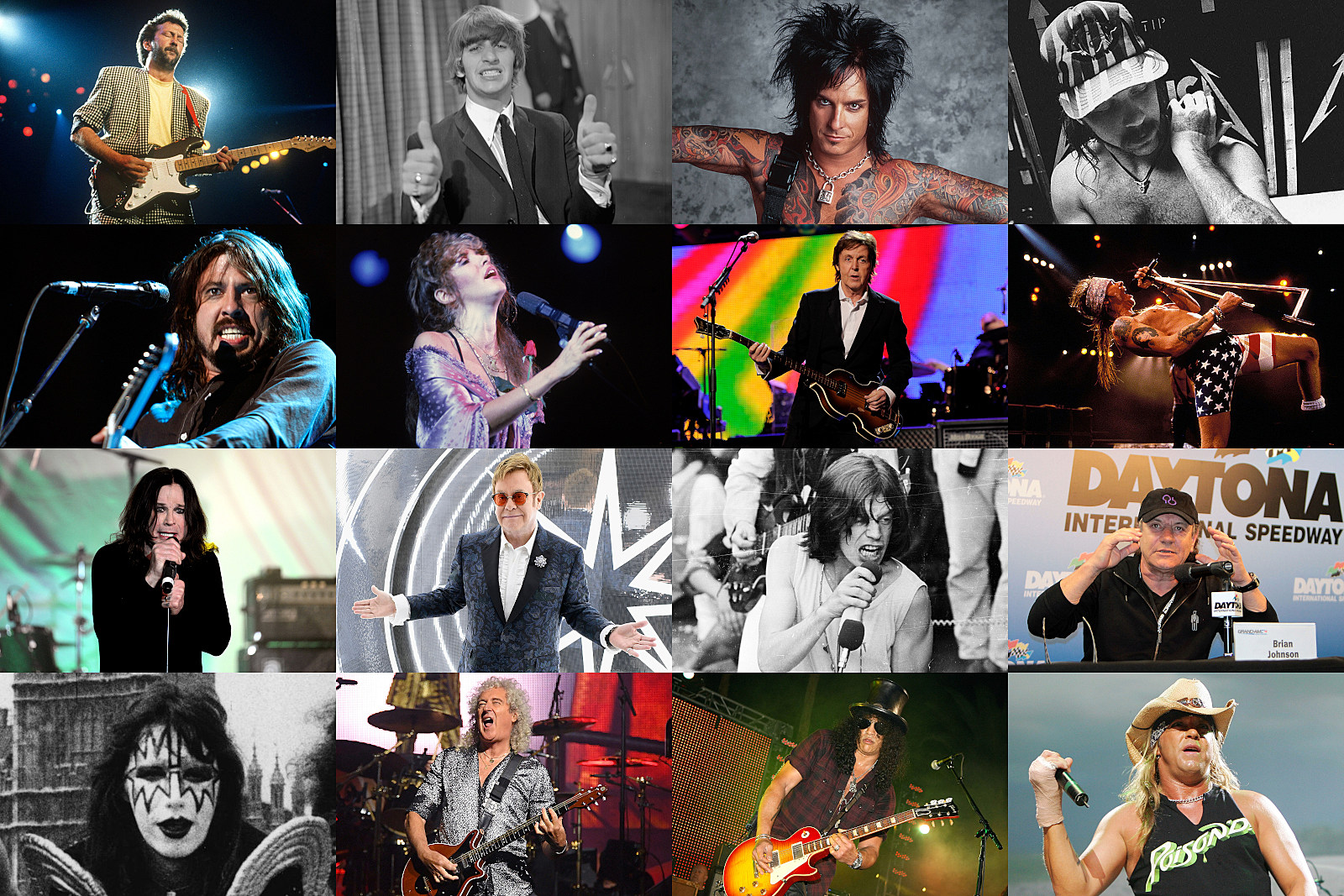 32 Rockers Who Defied Death