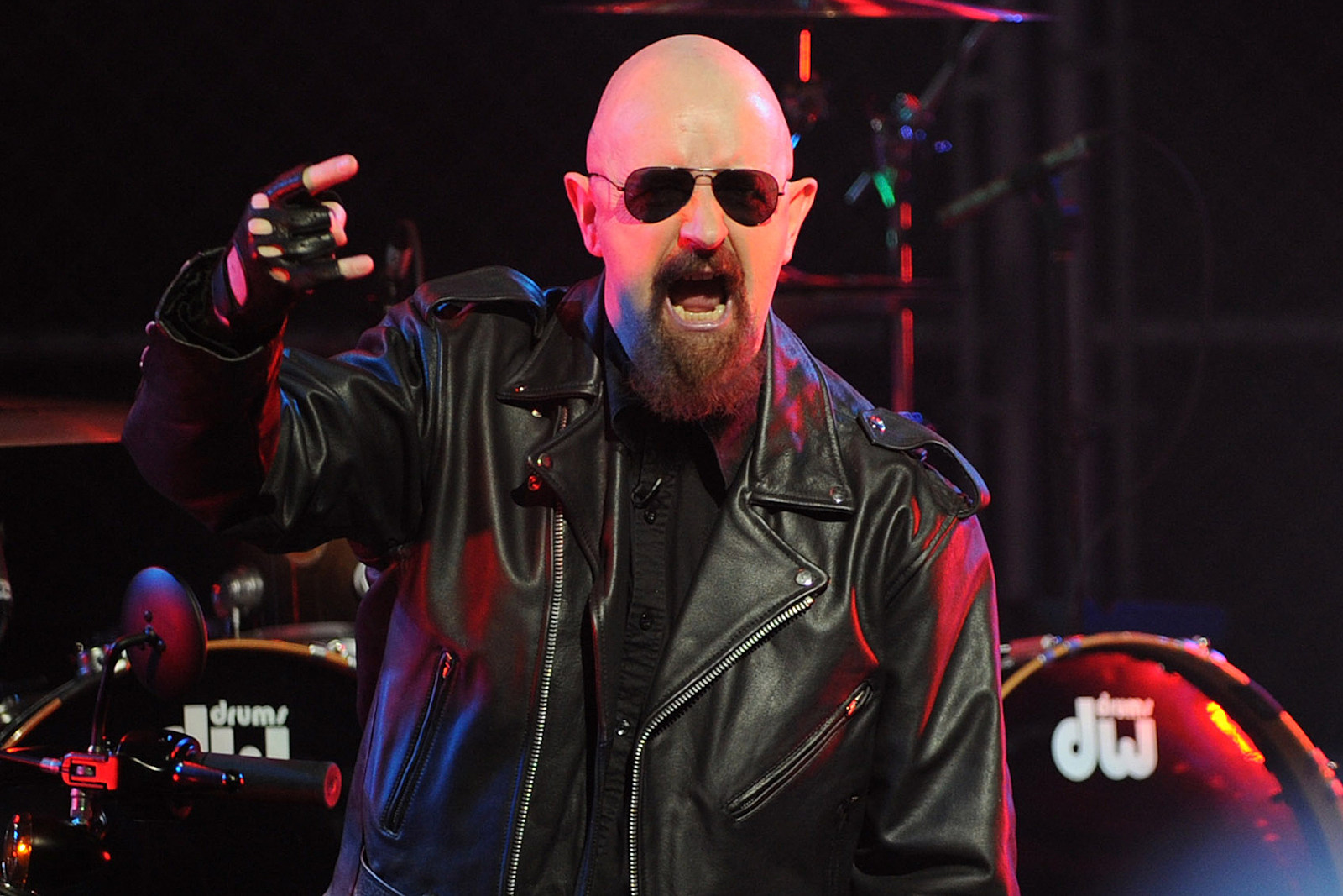 Rob Halford Beat Prostate Cancer During COVID-19 Pandemic
