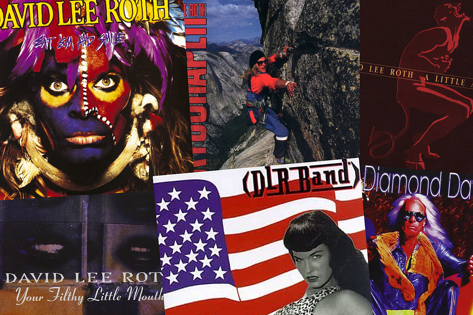 Underrated David Lee Roth: The Most Overlooked Track From Each LP