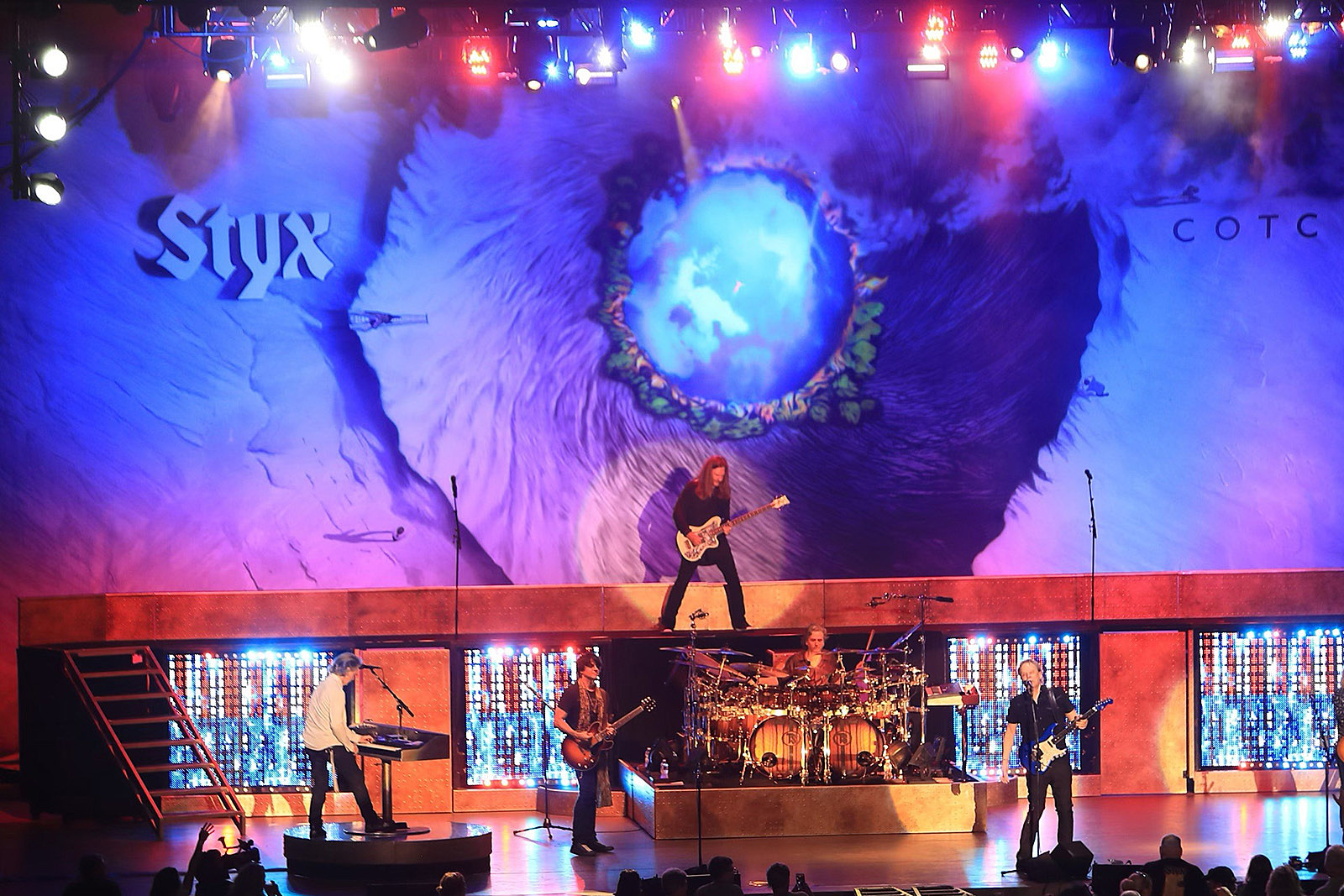Styx 'Make Some Noise' With First Post-COVID Concerts