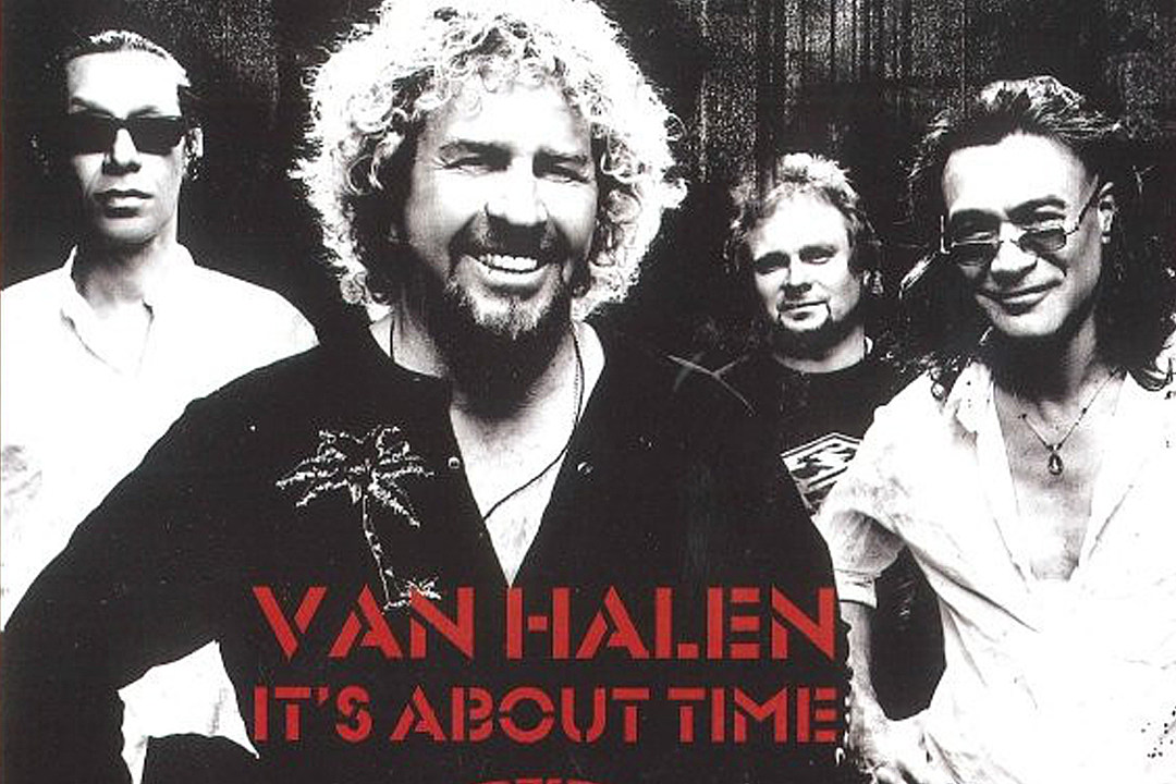 Van Halen Tried to Patch Themselves Together on 'It's About Time'