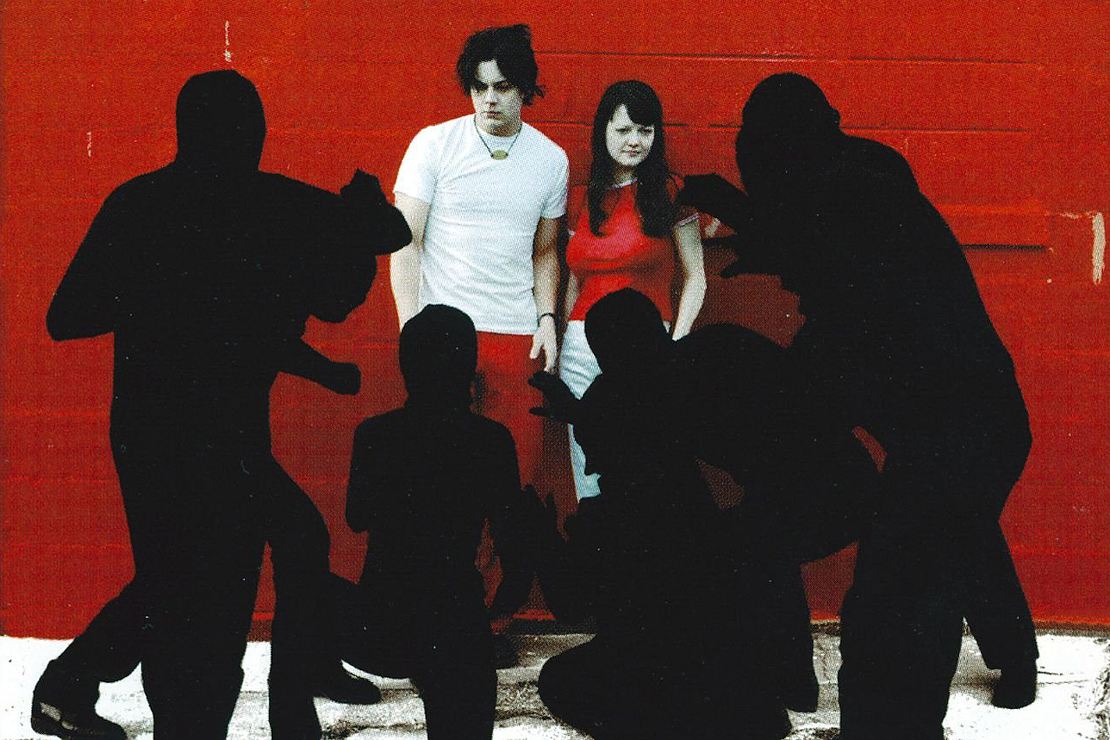 Why White Stripes Made 'White Blood Cells' 'as Raw As Possible'