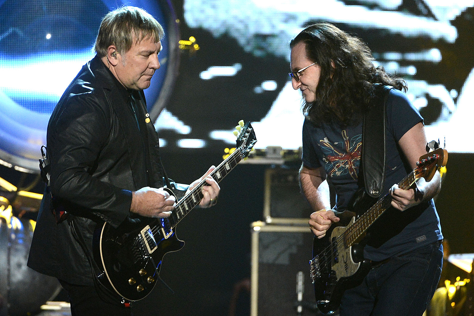 Alex Lifeson Says There's No Urgency for New Music With Geddy Lee