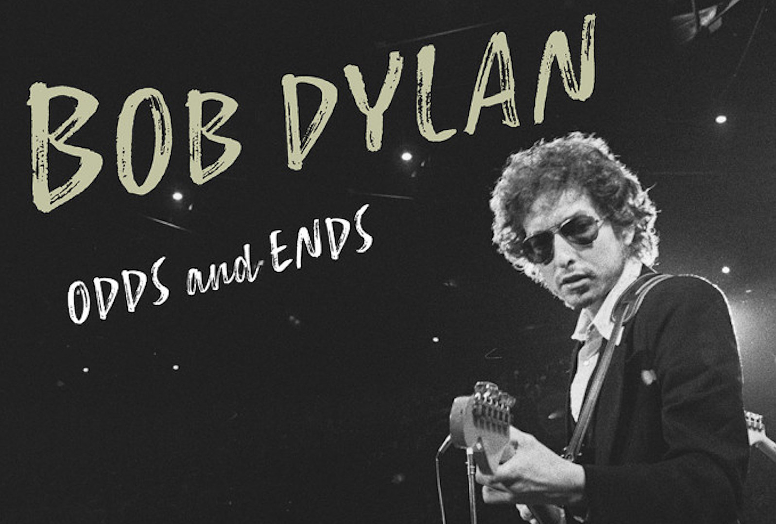 New Bob Dylan 'Odds and Ends' Film Collects Early Footage