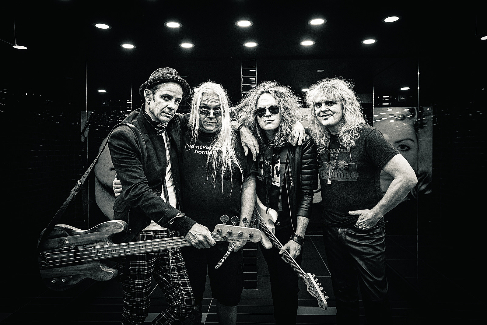 Coney Hatch Mark Four Decades of Hard Rock With New Live Album