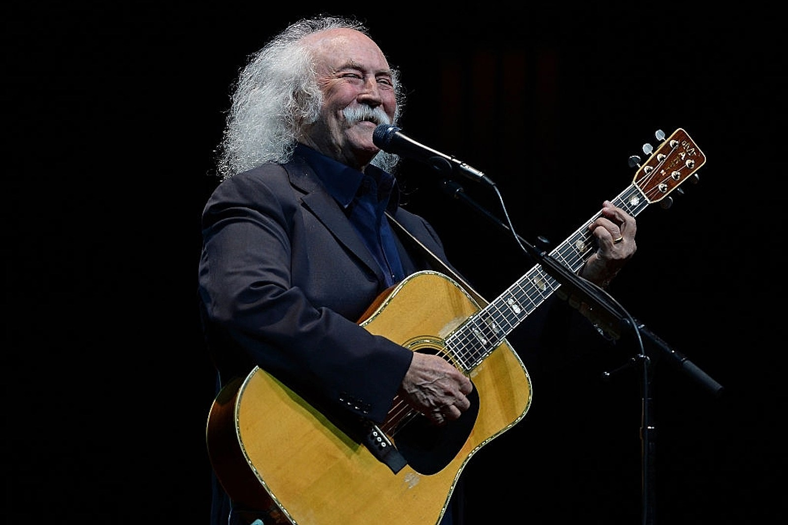 Listen to David Crosby's New Collaboration With Donald Fagen