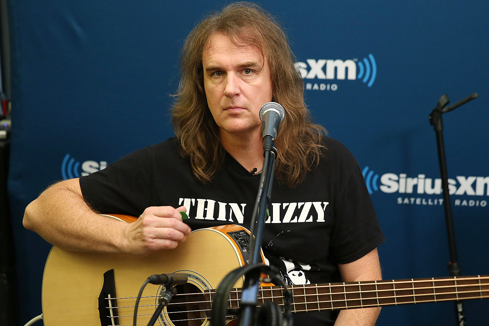 Megadeth to Remove David Ellefson's Bass Tracks from Upcoming LP