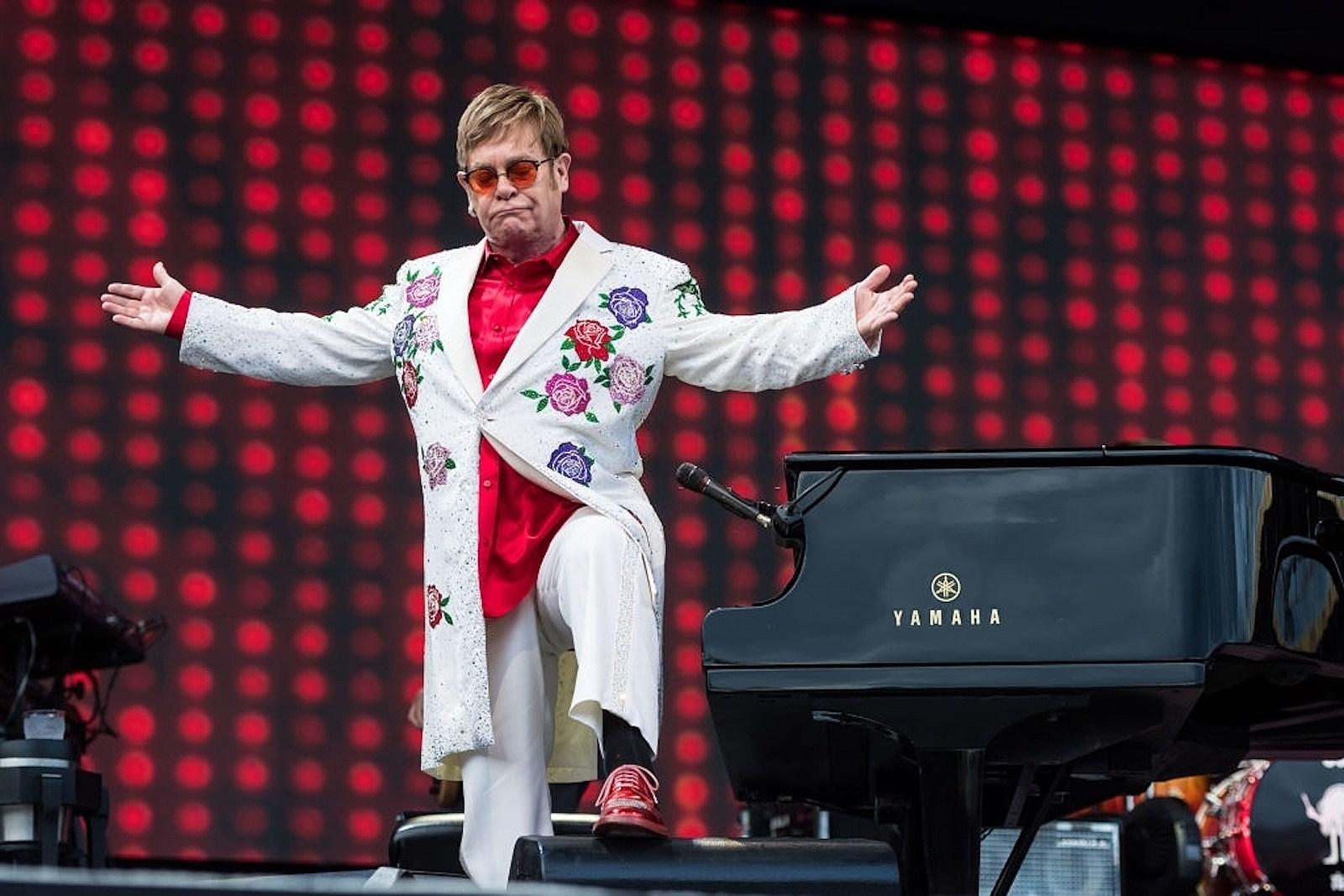 Elton John Announces Final 2022 U.S. Tour Dates