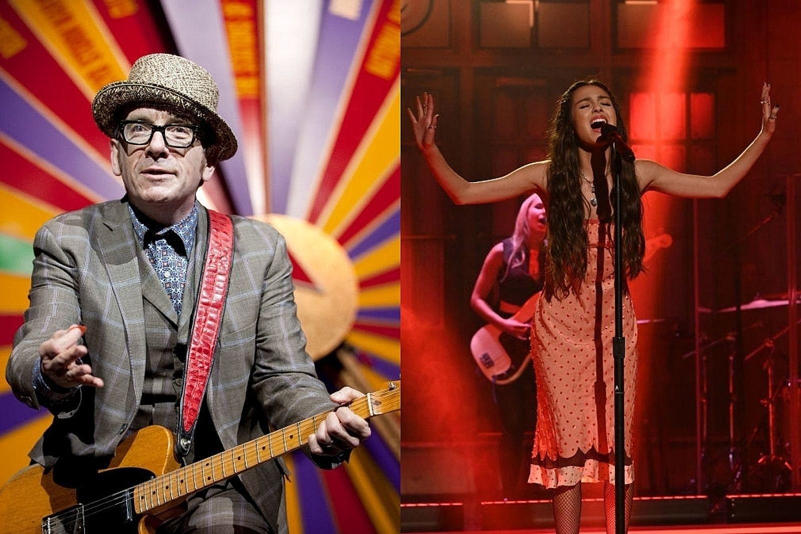 Elvis Costello Dismisses Claim Olivia Rodrigo Plagiarized Him