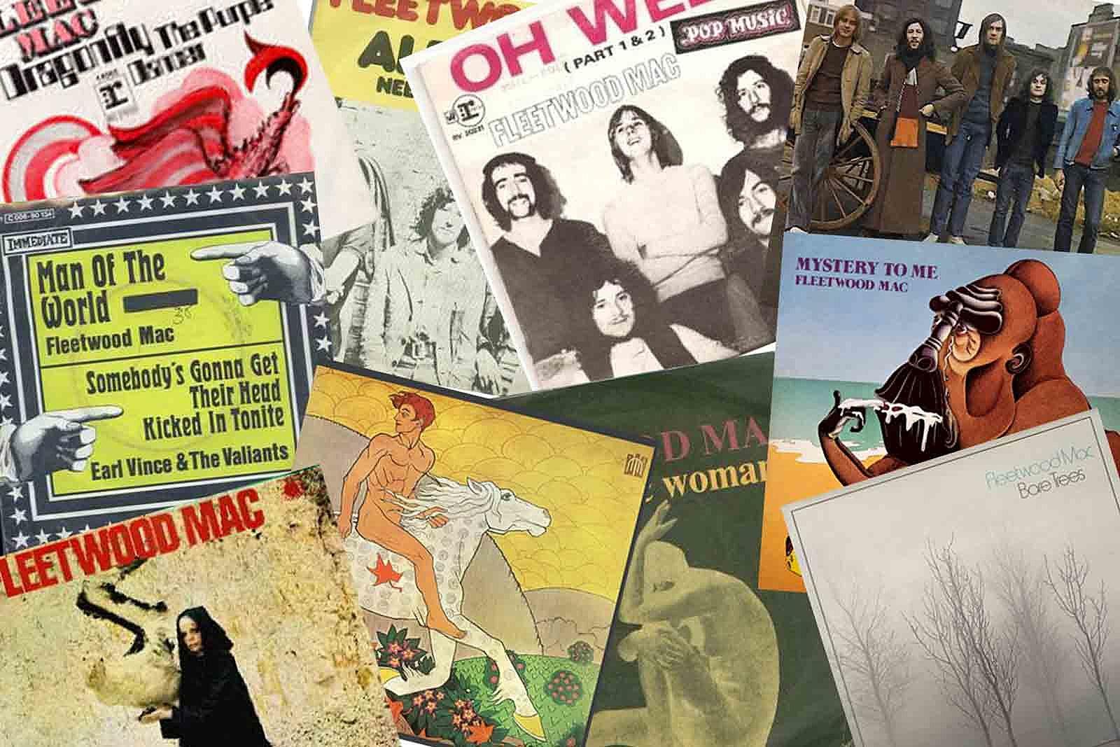 Top 10 Pre-Lindsey Buckingham-Stevie Nicks Fleetwood Mac Songs