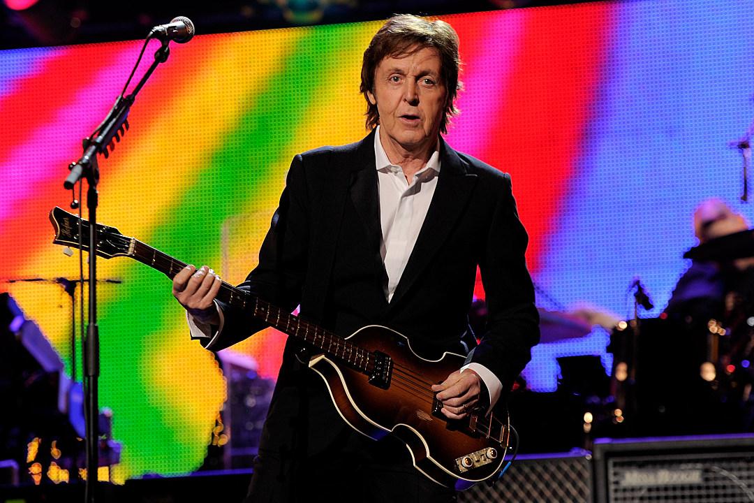 Paul McCartney to Discuss New 'Lyrics' Book at Livestream Event