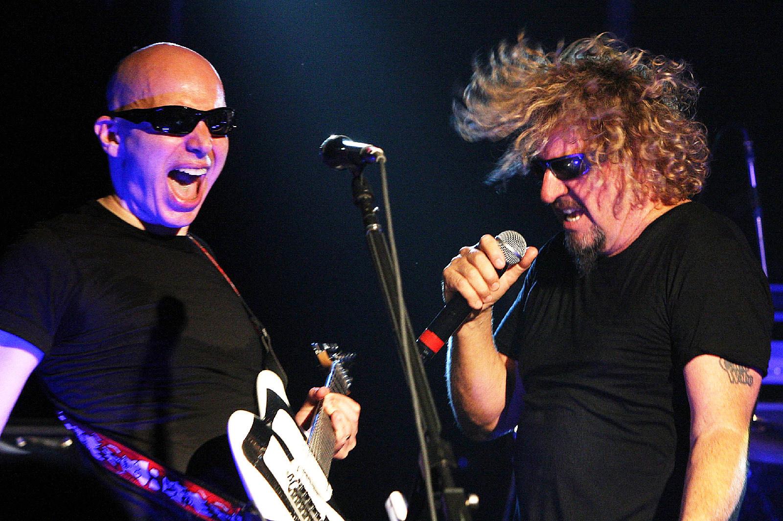 Joe Satriani's Tricks for Surviving Chickenfoot Rehearsals