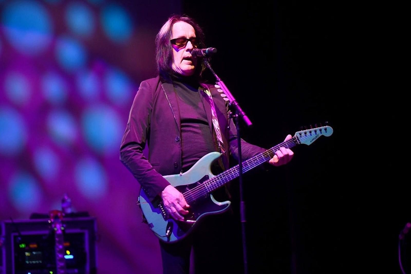 Todd Rundgren Announces Upcoming U.S. Tour