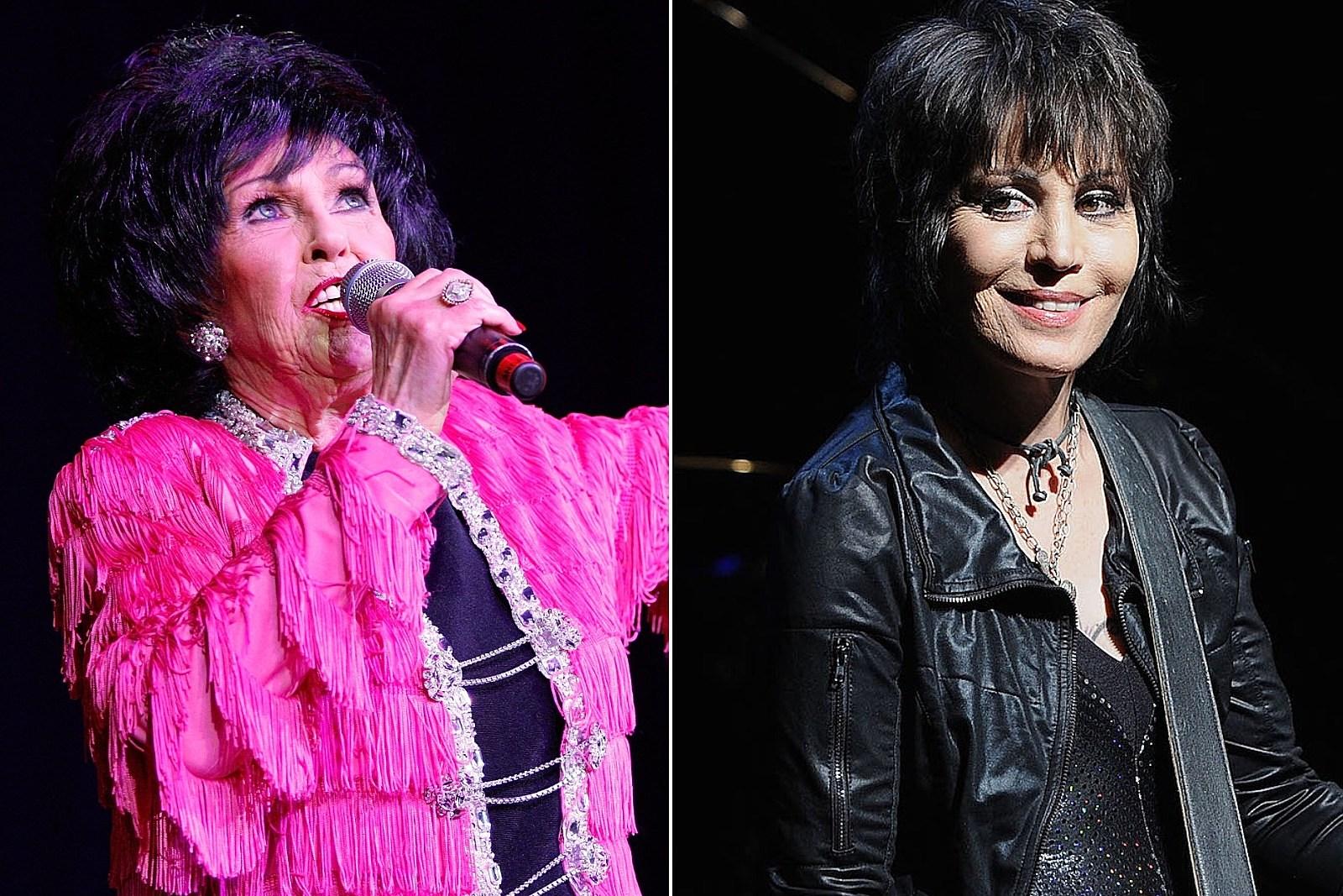 Wanda Jackson Announces New Joan Jett-Produced Album, 'Encore'