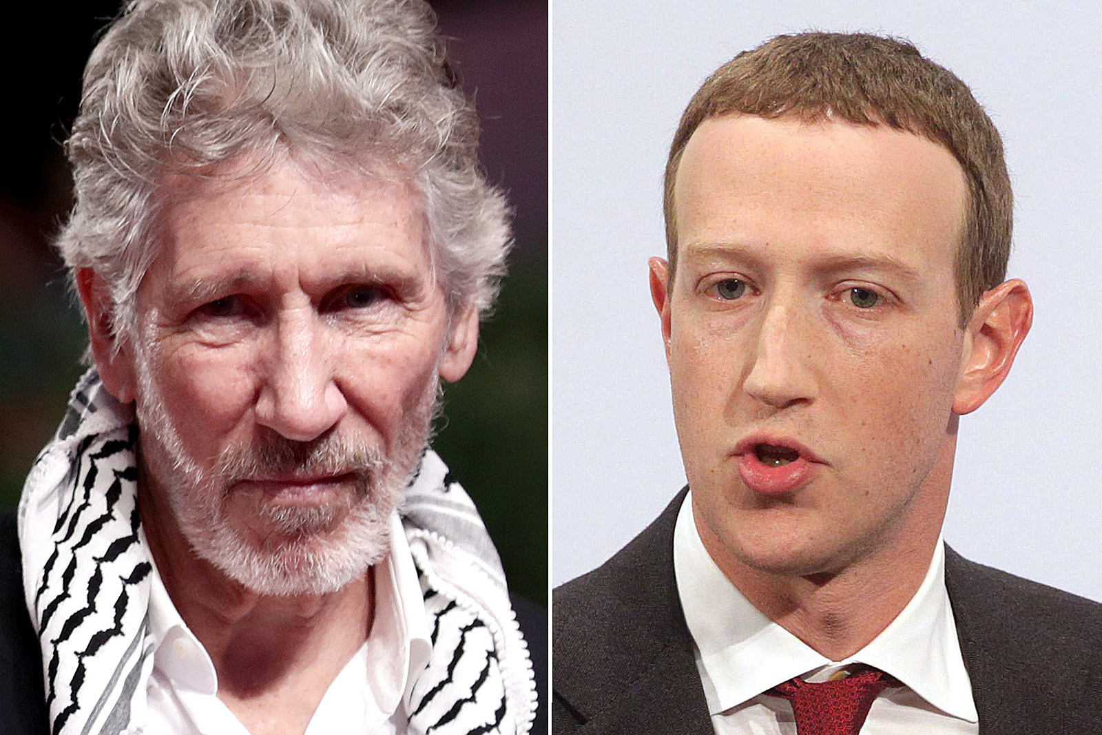 Angry Roger Waters Rejected 'Huge' Deal From Facebook