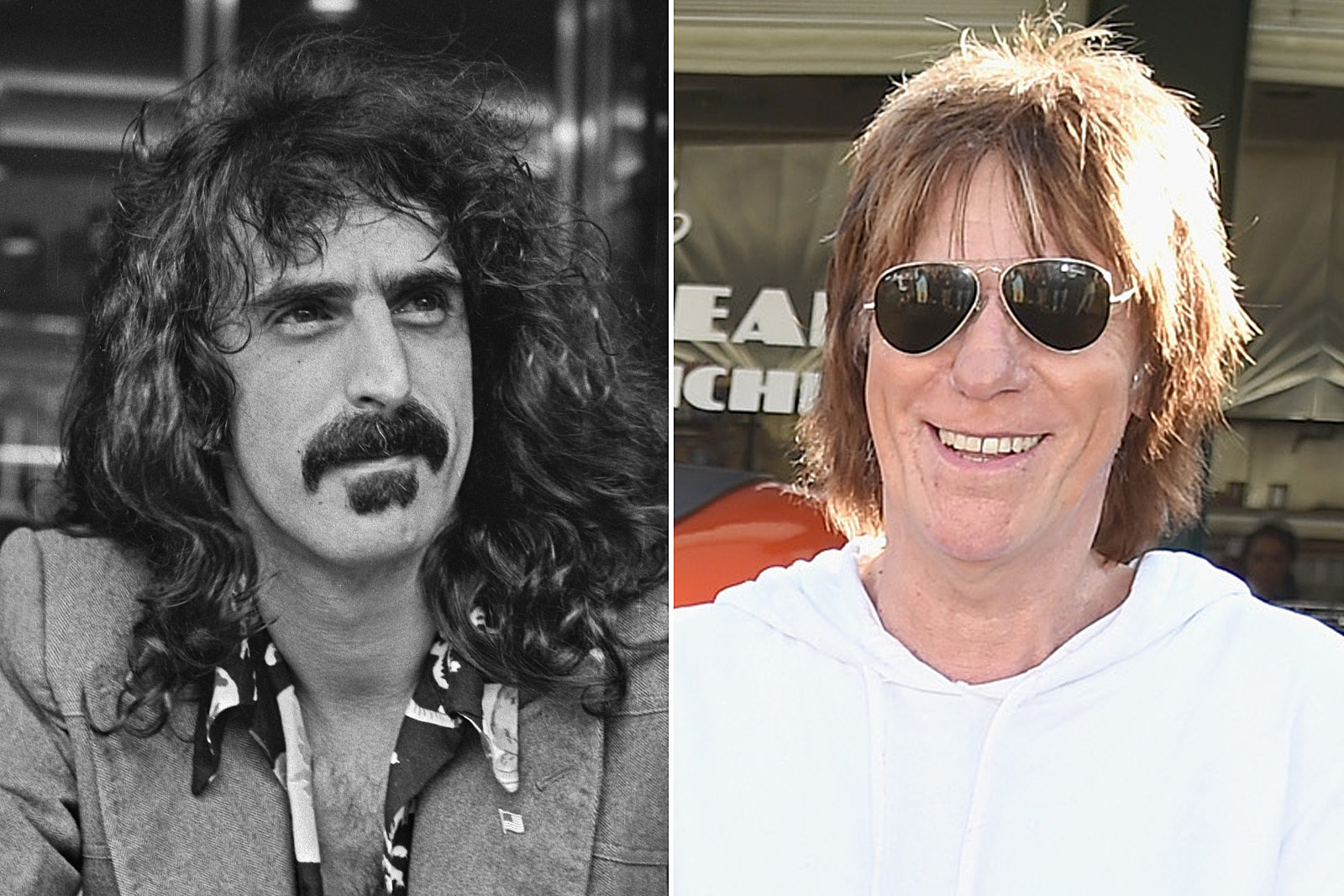 Frank Zappa Could Have Been President, Says Jeff Beck