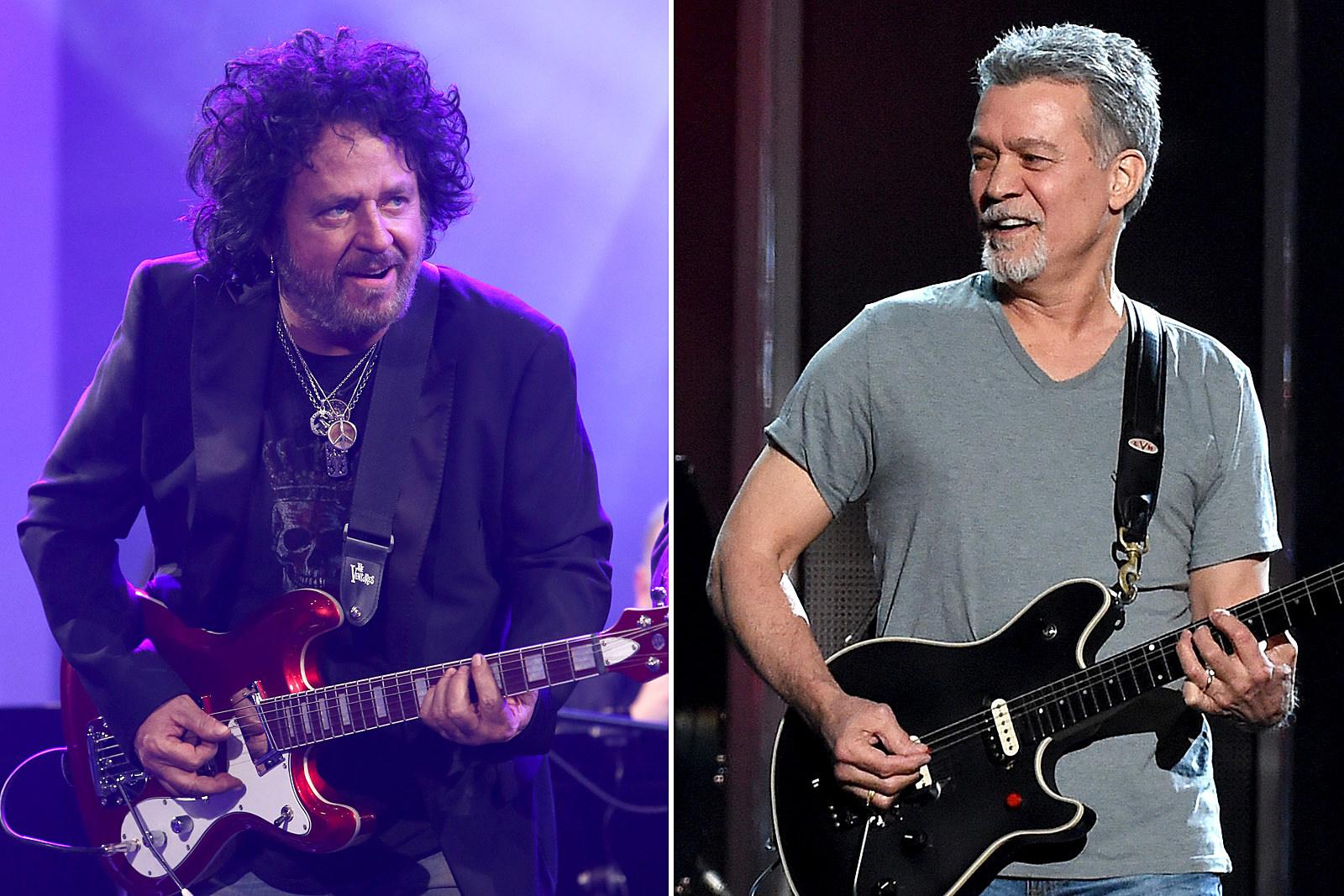 Steve Lukather: Eddie Van Halen 'Misinterpreted' by Guitarists