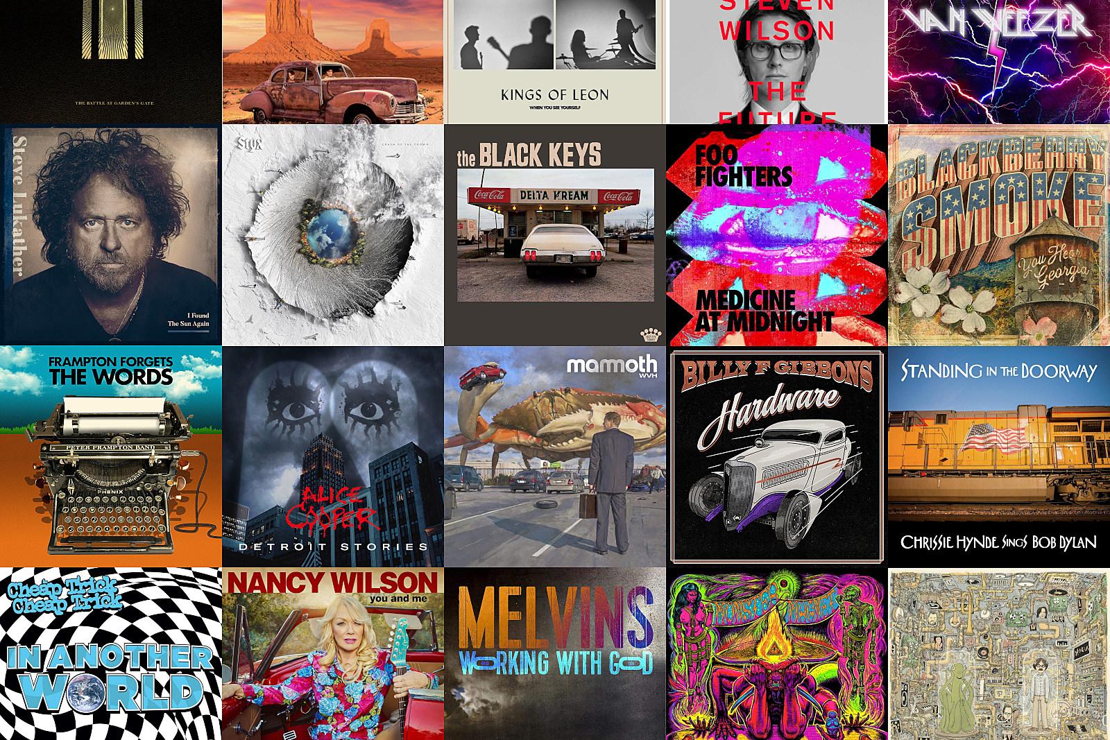 20 Best Rock Albums of 2021 (So Far)