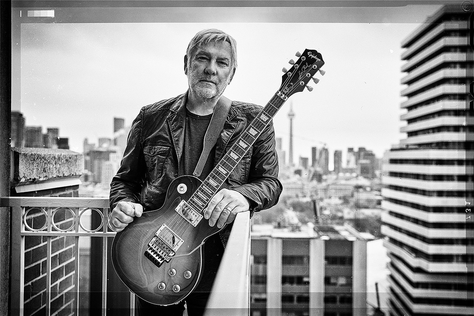 Alex Lifeson's Early Guitars: 'We Didn't Have a Lot of Money'