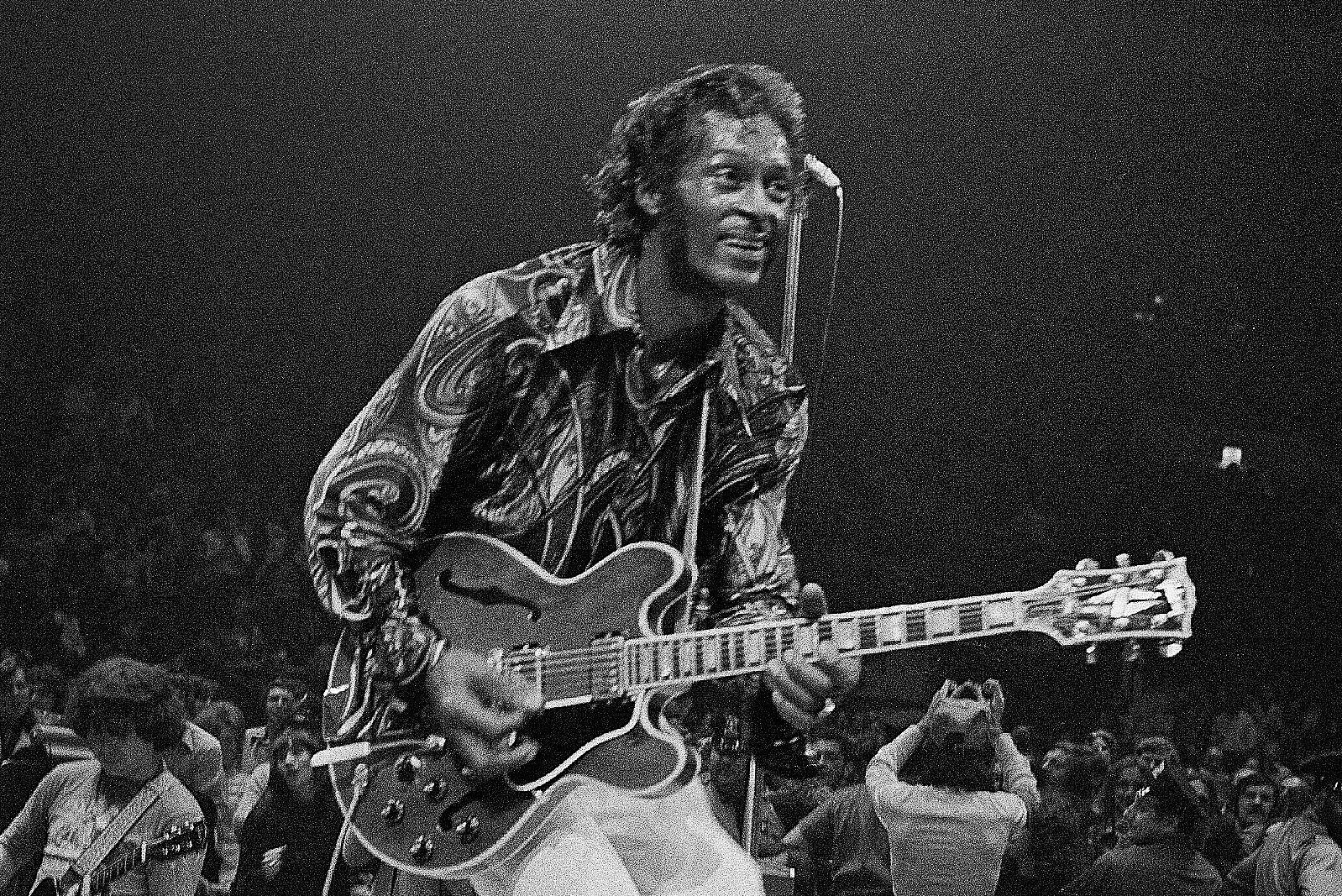 How Chuck Berry Overcame Royalty Ripoffs and Racists: Exclusive