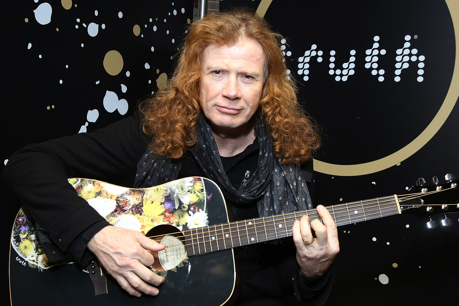 Dave Mustaine Confirms Title of New Megadeth Album