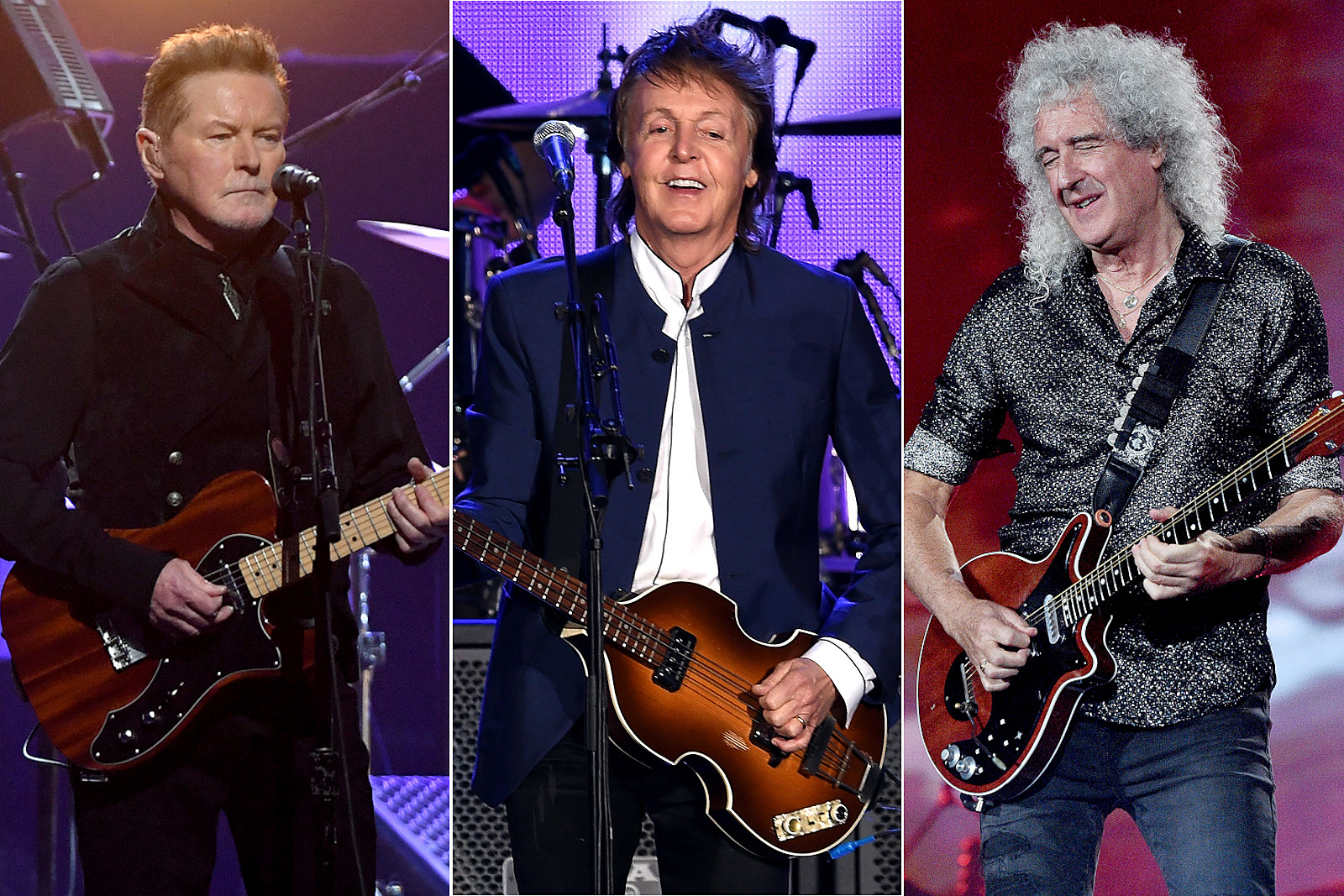 Eagles, Queen, Beatles Among 2020's Top Paid Musicians