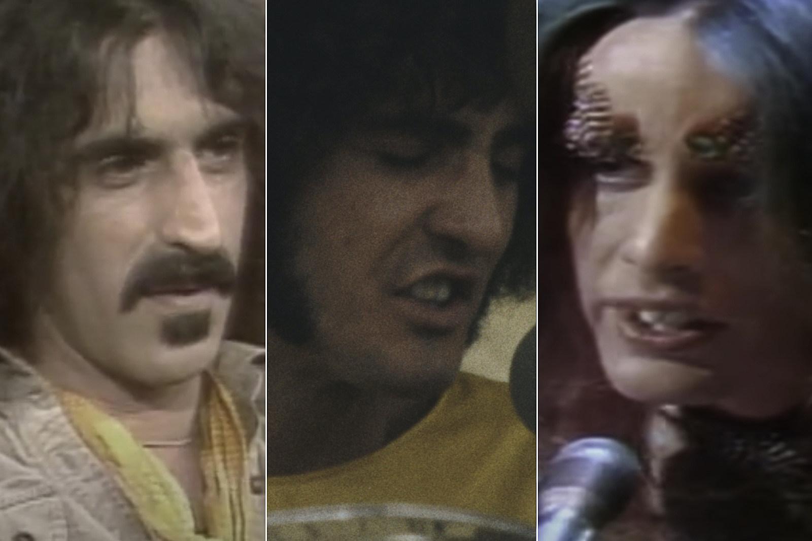 When Grand Funk Lived With Todd Rundgren and Frank Zappa