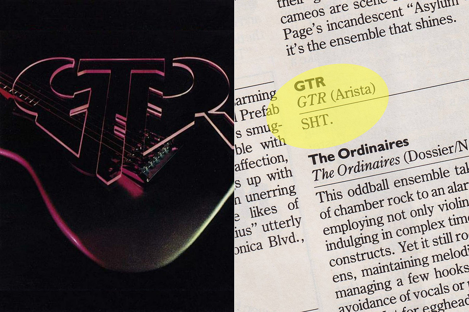 The Real SHT: Critic J.D. Considine on His Infamous 'GTR' Review