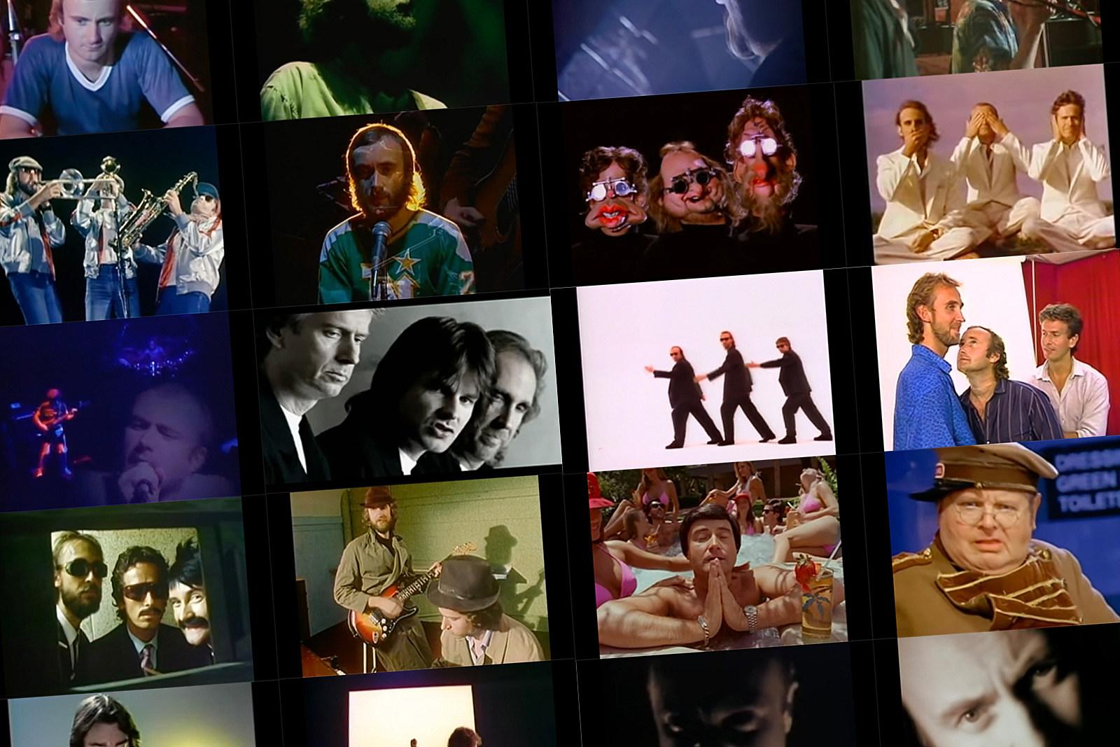 All 32 Genesis Music Videos Ranked Worst to Best