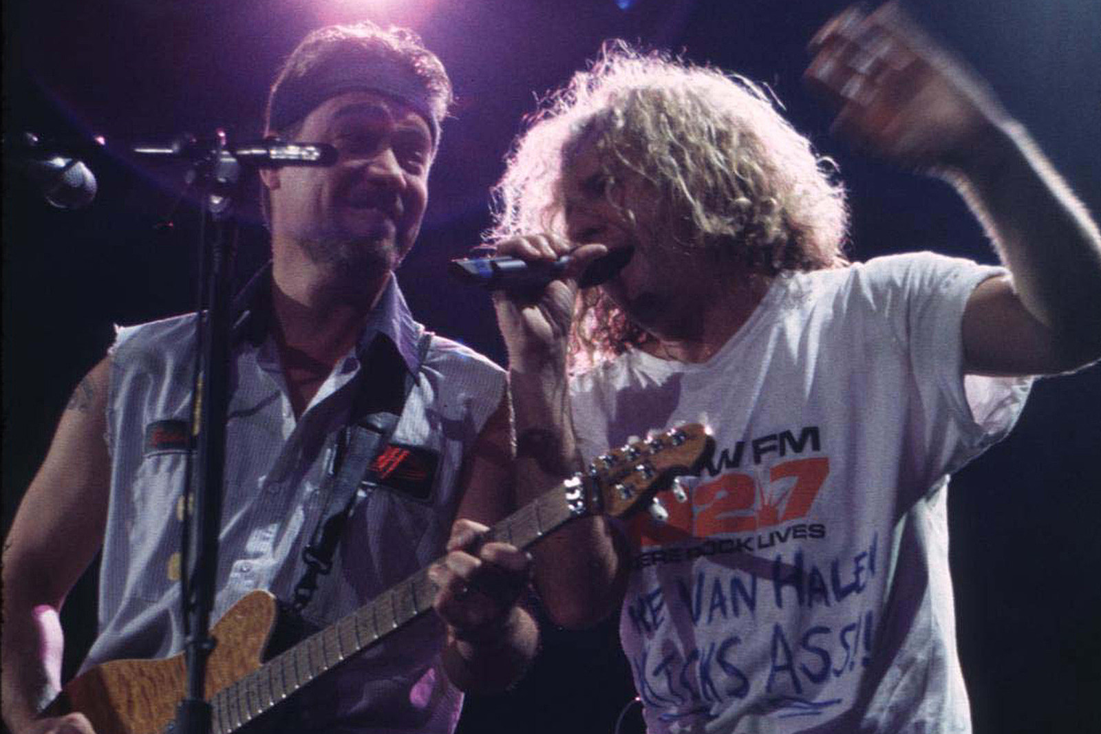 Could A Year Off Have Saved Van Hagar? Sammy Thinks So