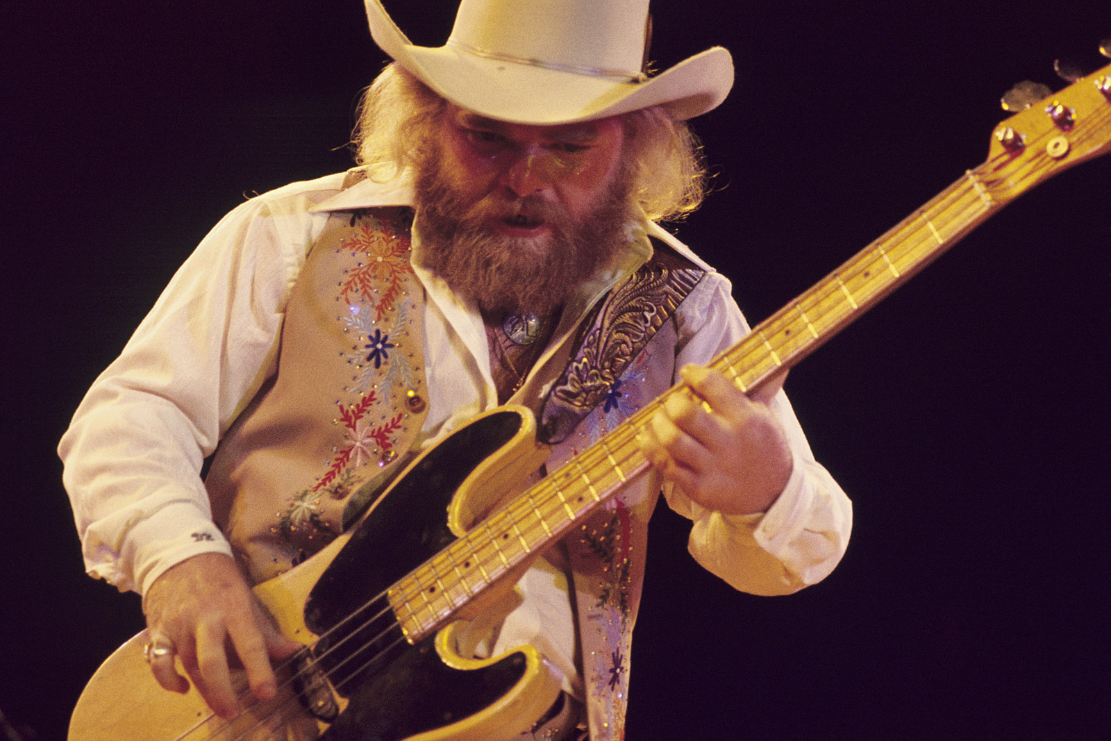Our 10 Favorite Dusty Hill Stories