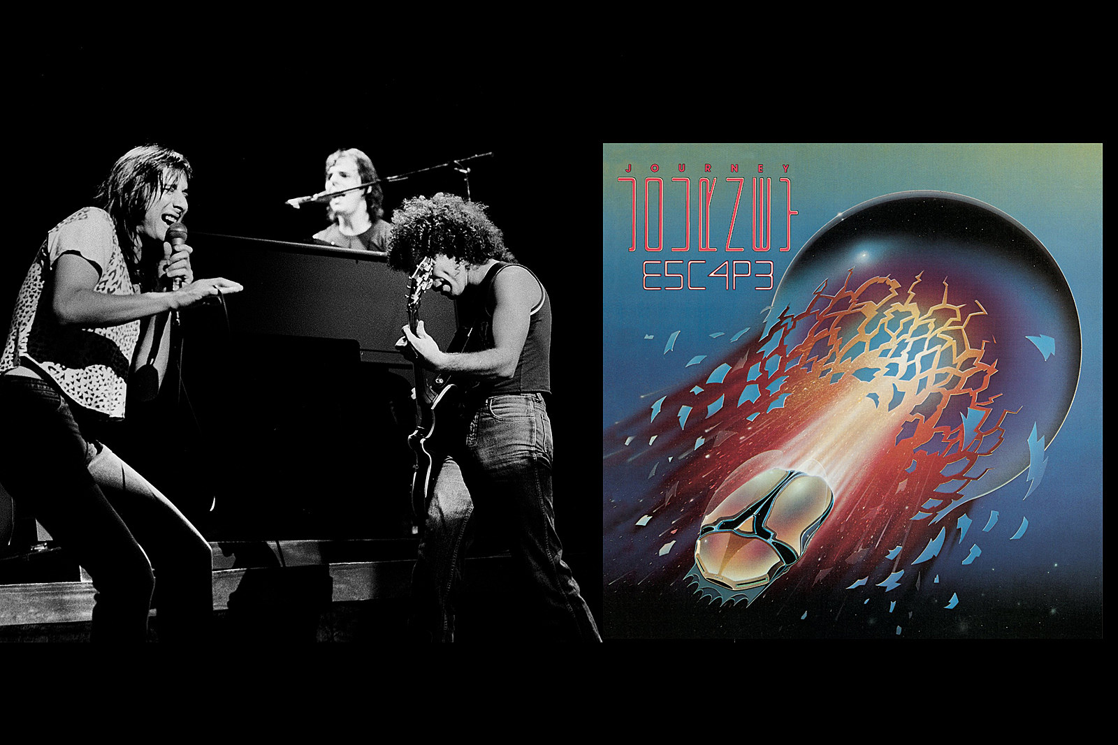 Journey's 'Escape' at 40: Neal Schon and Jonathan Cain Look Back