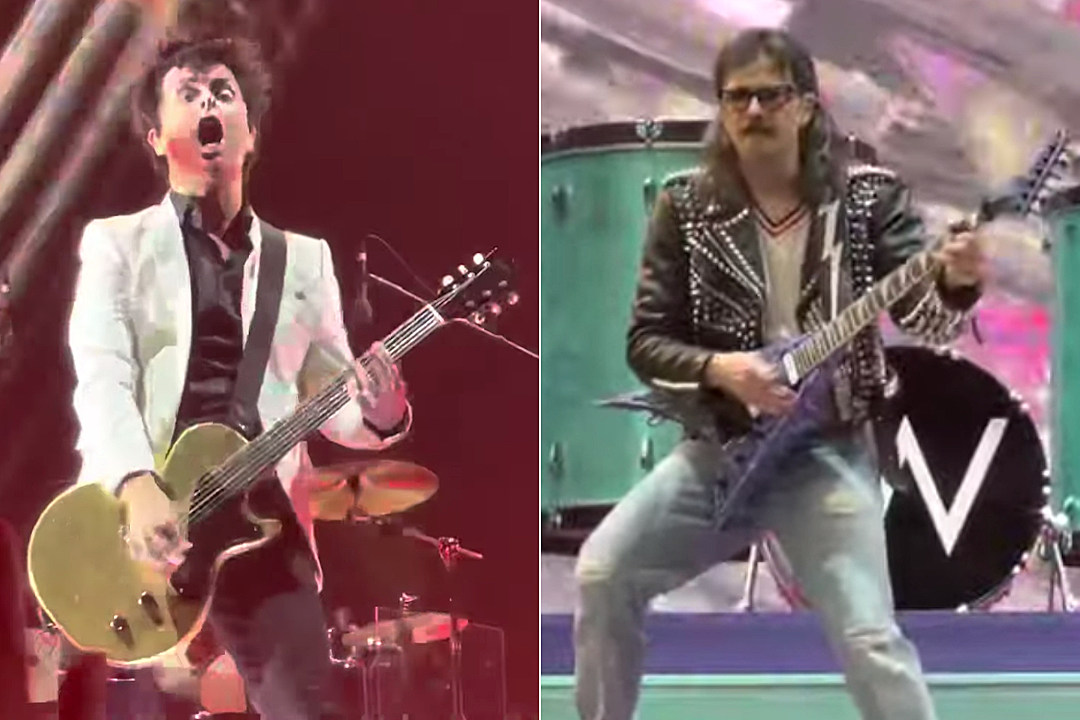 Green Day, Weezer Return to Touring With First 'Hella Mega' Show