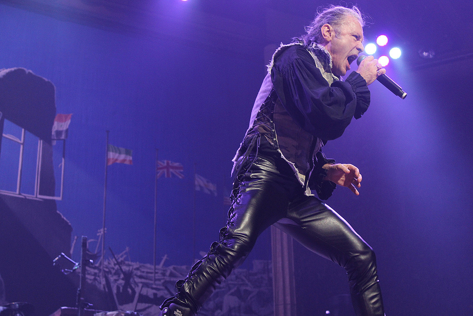Is Iron Maiden's New Album Called 'Writing on the Wall'?