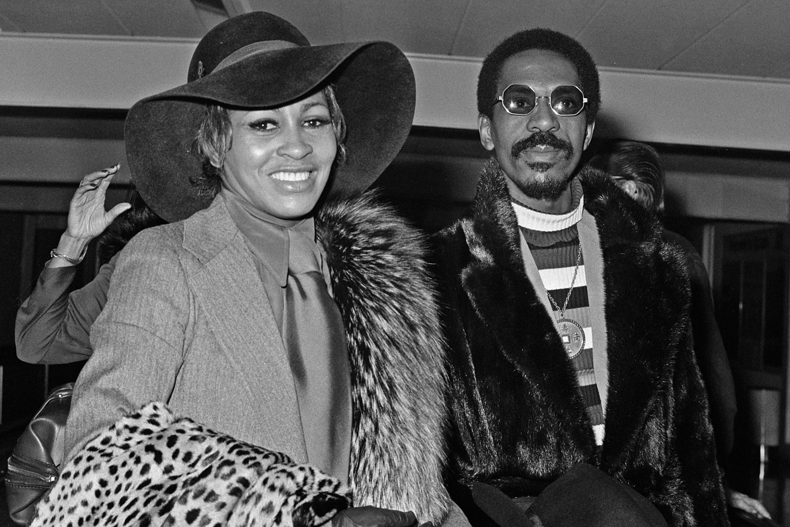 45 Years Ago: Tina Turner Files for Divorce From Ike Turner