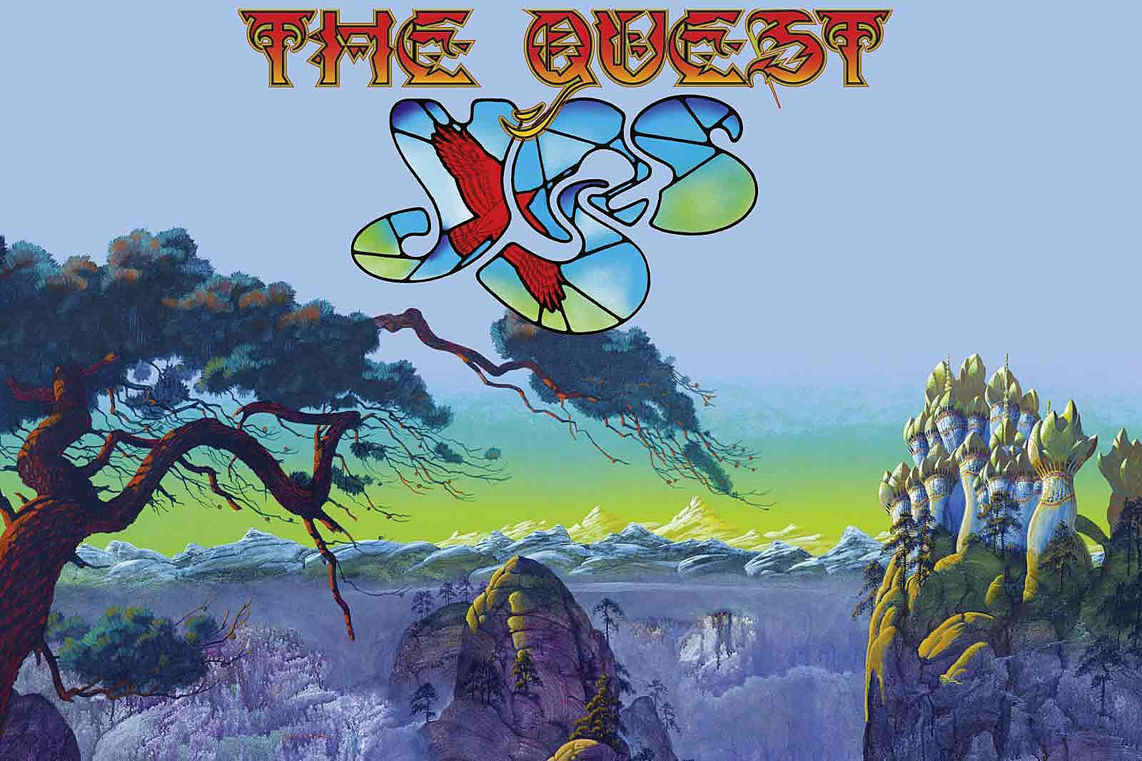 Yes, 'The Quest': Album Review