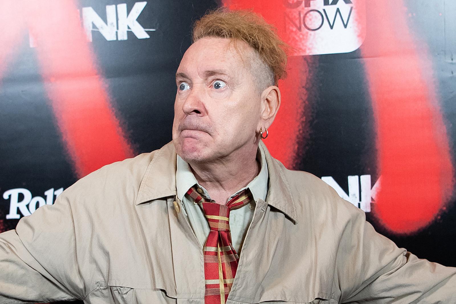 John Lydon Sued By Ex-Sex Pistols Bandmates