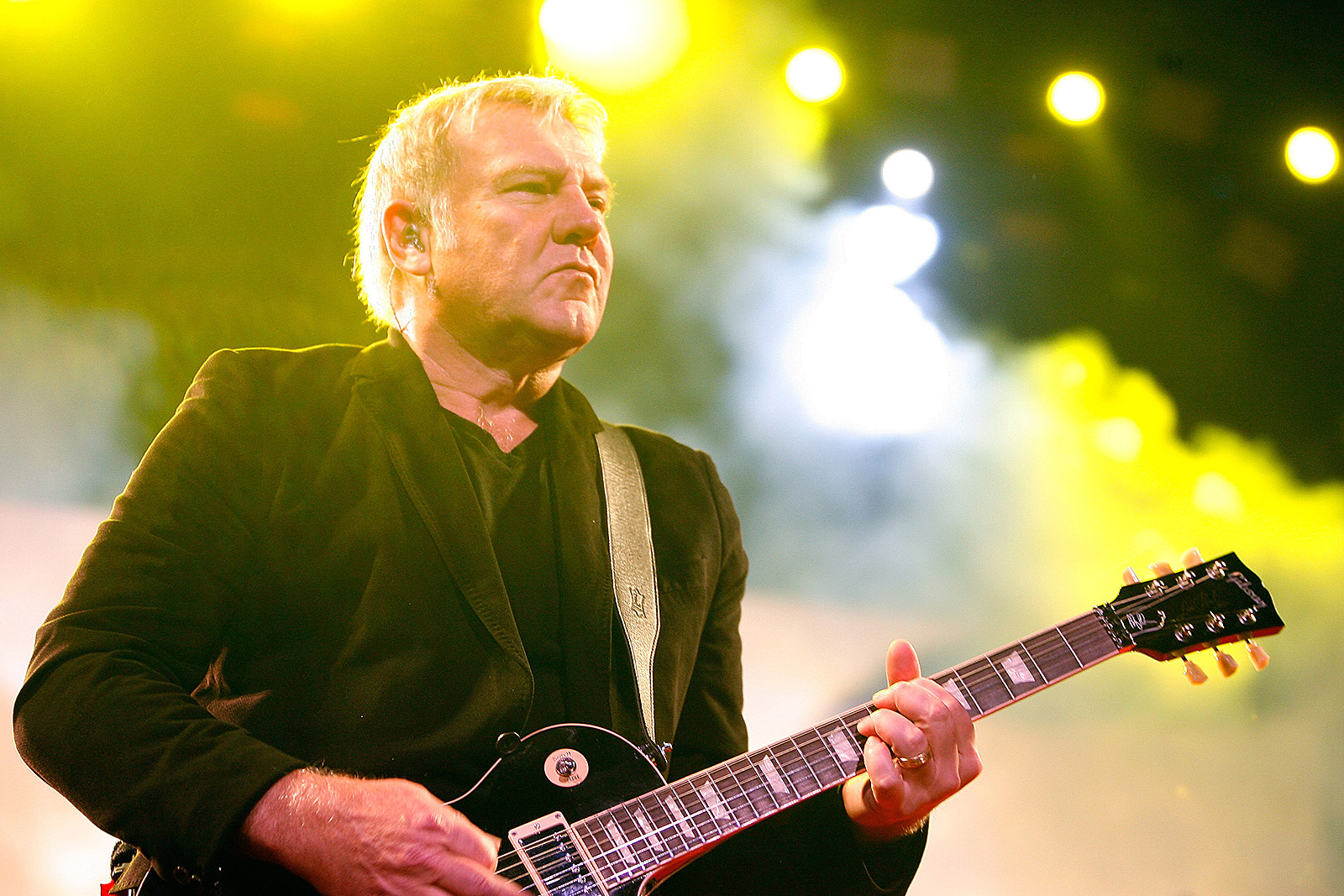 Alex Lifeson Says Another Tour Probably Isn't 'in My Cards'