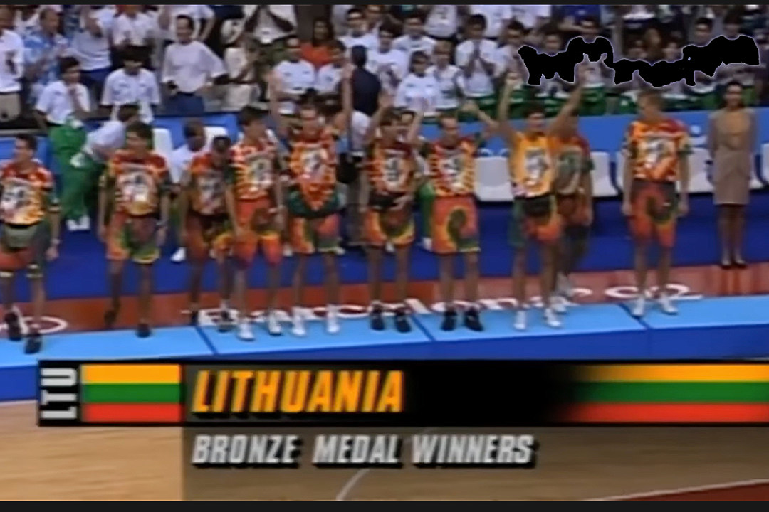 When the Grateful Dead Helped Lithuania Win Olympic Bronze
