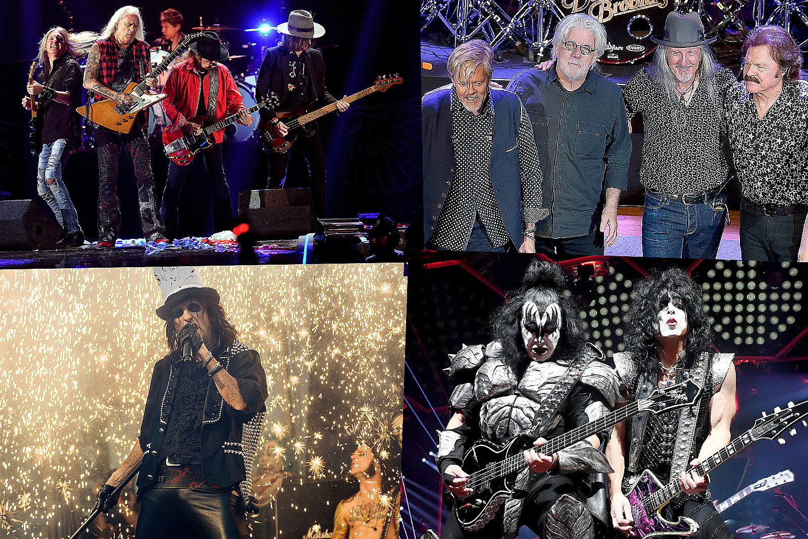 Live Nation's $20 Ticket Sale – Kiss, Doobie Brothers + Many More