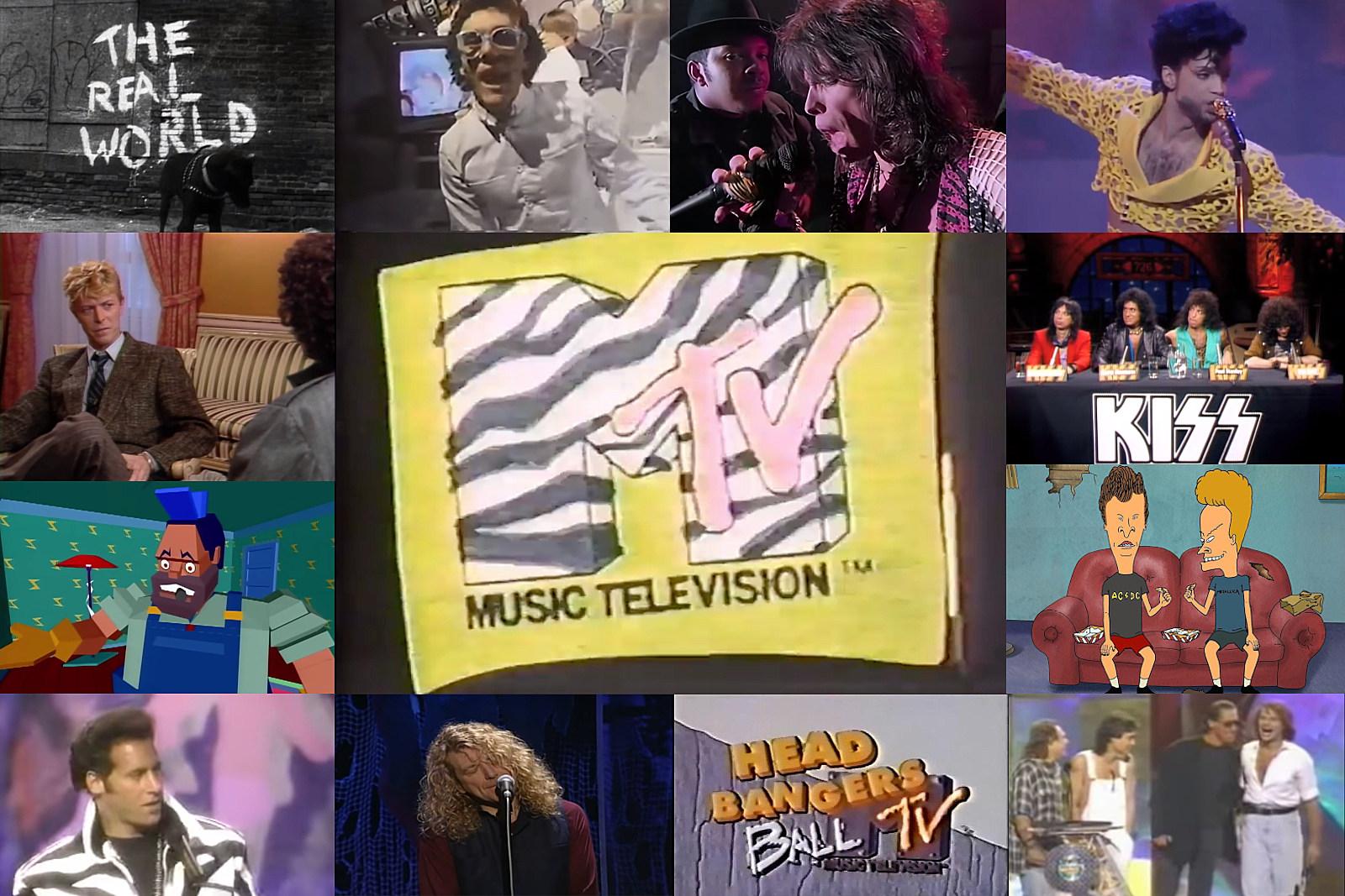 Rock's 40 Biggest MTV Moments