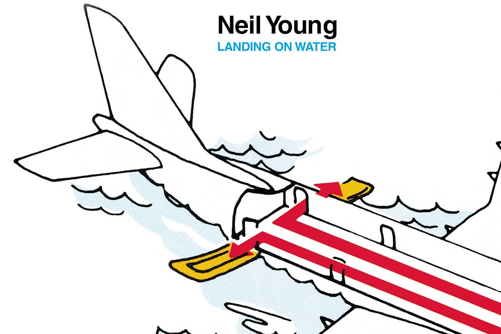 35 Years Ago: Neil Young Plugs In Synths for 'Landing on Water'