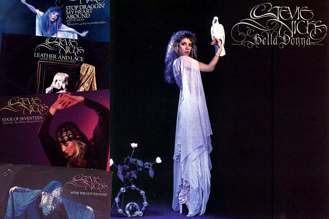 Stevie Nicks' 'Bella Donna': A Track-by-Track Guide