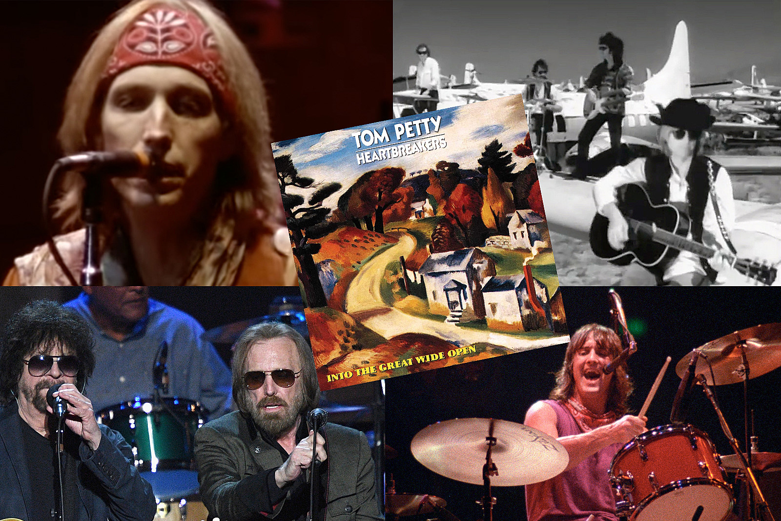 10 Facts About Tom Petty's 'Into the Great White Open' Album