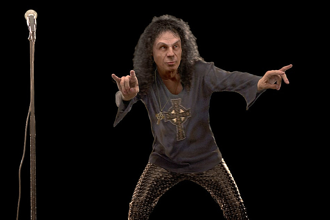 Ronnie James Dio Hologram Plans Are 'On Hold'